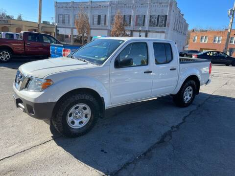 2018 Nissan Frontier for sale at East Main Rides in Marion VA