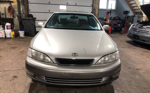 1998 Lexus ES 300 for sale at Six Brothers Auto Sales in Youngstown OH