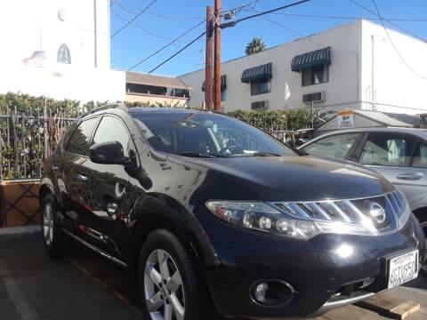 2009 Nissan Murano for sale at Western Motors Inc in Los Angeles CA