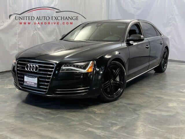 2011 Audi A8 L for sale at United Auto Exchange in Addison IL