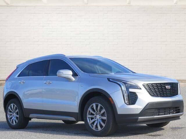 2021 Cadillac XT4 for sale at HAYES CHEVROLET Buick GMC Cadillac Inc in Alto GA