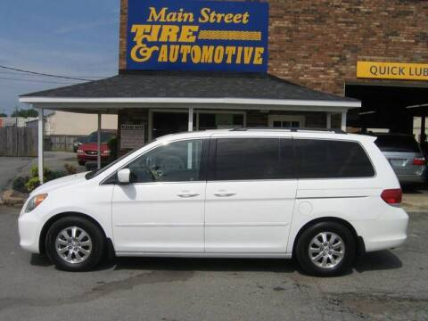 2008 Honda Odyssey for sale at Main Street Auto LLC in King NC