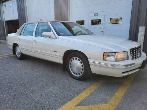 1999 Cadillac DeVille for sale at MX Motors LLC in Ashland MA