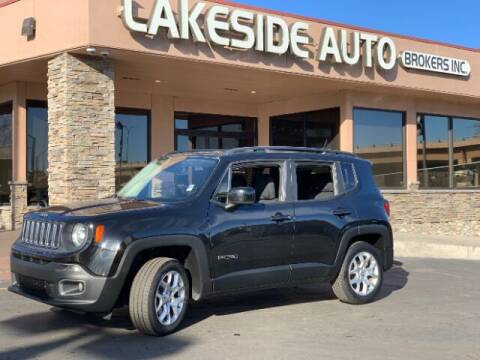 2015 Jeep Renegade for sale at Lakeside Auto Brokers in Colorado Springs CO