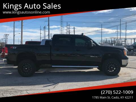 2012 GMC Sierra 3500HD for sale at Kings Auto Sales in Cadiz KY
