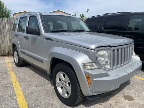 2011 Jeep Liberty for sale at The Kar Store in Arlington TX