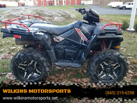 2015 Polaris Sportsman 570 SP EPS for sale at WILKINS MOTORSPORTS in Brewster NY