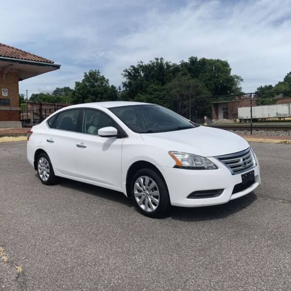 2015 Nissan Sentra for sale at FIRST CLASS AUTO SALES in Bessemer AL