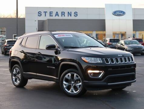 2018 Jeep Compass for sale at Stearns Ford in Burlington NC