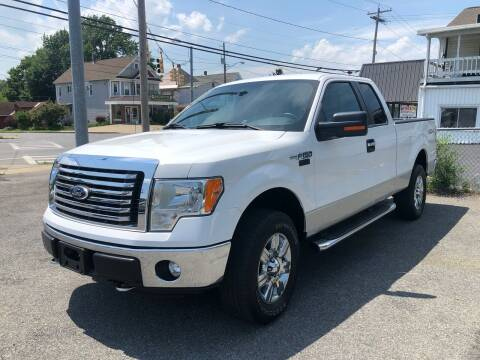 2012 Ford F-150 for sale at JB Auto Sales in Schenectady NY