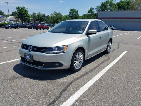2011 Volkswagen Jetta for sale at B&B Auto LLC in Union NJ