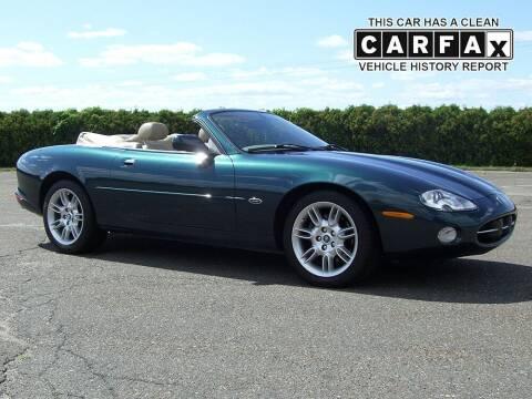 2002 Jaguar XK-Series for sale at Atlantic Car Company in East Windsor CT