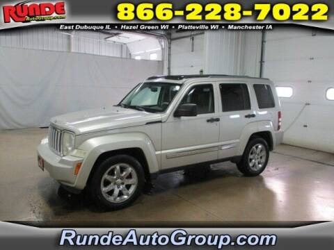 2008 Jeep Liberty for sale at Runde PreDriven in Hazel Green WI