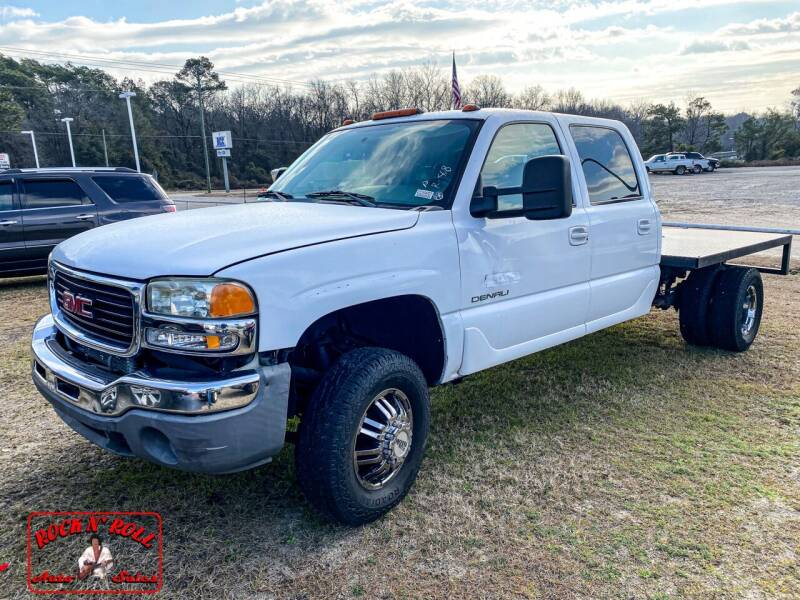 2006 GMC Sierra 3500 for sale at Rock 'n Roll Auto Sales in West Columbia SC