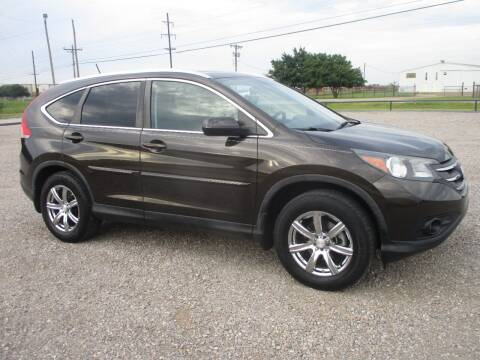 2013 Honda CR-V for sale at LK Auto Remarketing in Moore OK