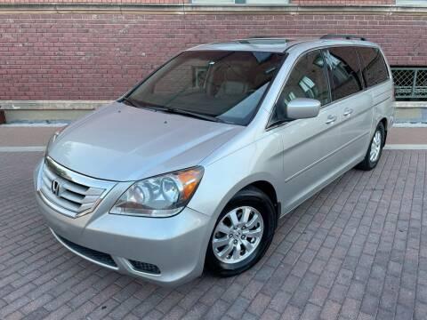 2009 Honda Odyssey for sale at Euroasian Auto Inc in Wichita KS