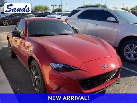 2017 Mazda MX-5 Miata RF for sale at Sands Chevrolet in Surprise AZ