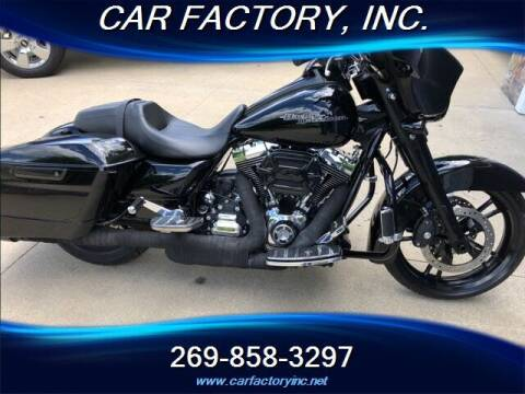 2016 Harley-Davidson Street Glide for sale at Car Factory Inc. in Three Rivers MI