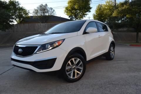 2016 Kia Sportage for sale at Royal Auto LLC in Austin TX