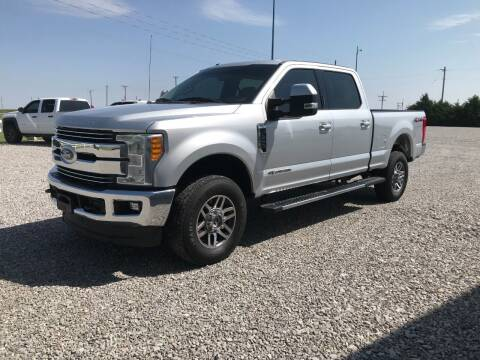 2017 Ford F-350 Super Duty for sale at B&R Auto Sales in Sublette KS