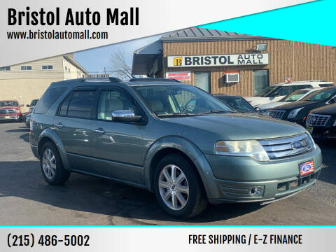 2008 Ford Taurus X for sale at Bristol Auto Mall in Levittown PA