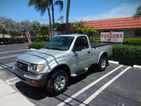 2000 Toyota Tacoma for sale at Uzdcarz Inc. in Pompano Beach FL