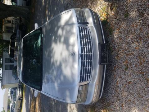 1999 Cadillac DeVille for sale at Wally's Cars ,LLC. in Morehead City NC