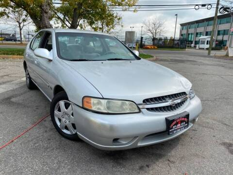 2001 Nissan Altima for sale at JerseyMotorsInc.com in Teterboro NJ