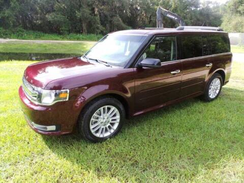 2018 Ford Flex for sale at TIMBERLAND FORD in Perry FL