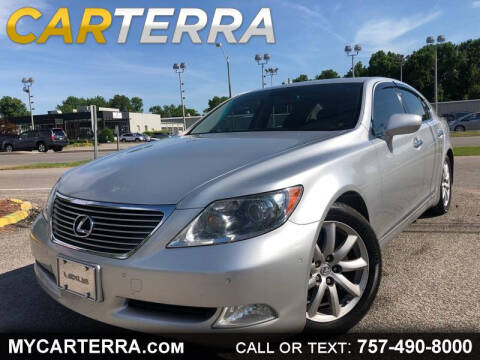 2008 Lexus LS 460 for sale at Carterra in Norfolk VA