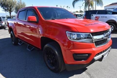 2018 Chevrolet Colorado for sale at DIAMOND VALLEY HONDA in Hemet CA