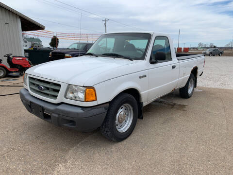 2002 Ford Ranger for sale at Family Car Farm in Princeton IN