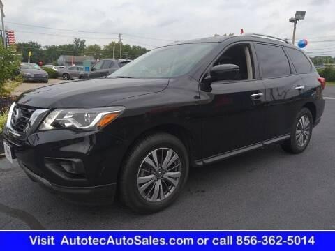 2020 Nissan Pathfinder for sale at Autotec Auto Sales in Vineland NJ