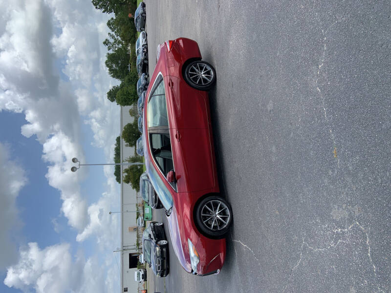 2016 Toyota Camry for sale at Thoroughbred Motors LLC in Florence SC
