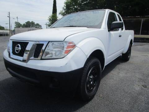 2012 Nissan Frontier for sale at Lewis Page Auto Brokers in Gainesville GA