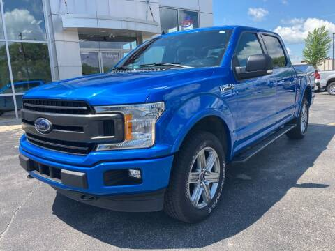 2019 Ford F-150 for sale at RABIDEAU'S AUTO MART in Green Bay WI