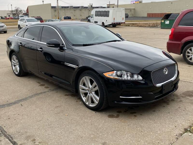 2013 Jaguar XJL for sale at MJ'S Sales in Foristell MO