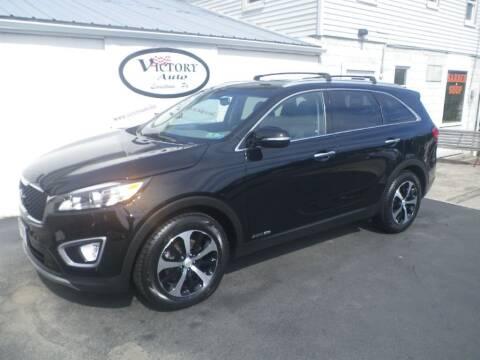 2016 Kia Sorento for sale at VICTORY AUTO in Lewistown PA