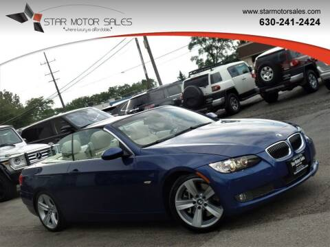 2007 BMW 3 Series for sale at Star Motor Sales in Downers Grove IL