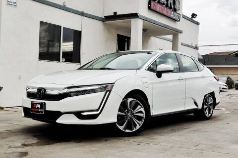2019 Honda Clarity Plug-In Hybrid for sale at Fastrack Auto Inc in Rosemead CA