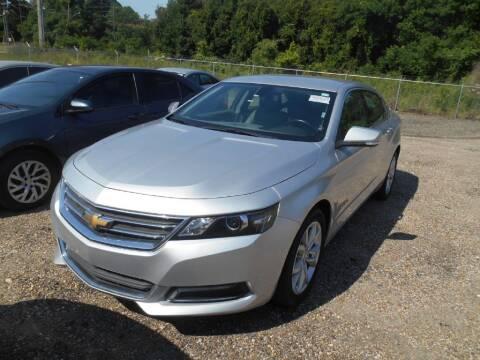 2018 Chevrolet Impala for sale at AUTO MART in Montgomery AL