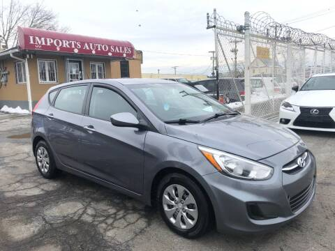 2015 Hyundai Accent for sale at Imports Auto Sales Inc. in Paterson NJ