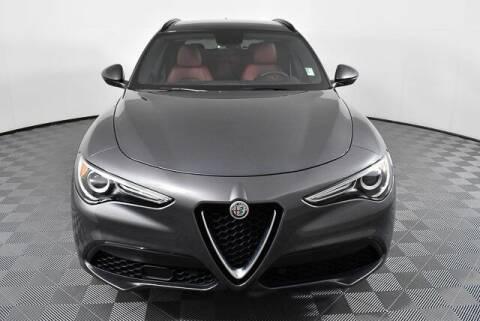 2018 Alfa Romeo Stelvio for sale at Southern Auto Solutions - Georgia Car Finder - Southern Auto Solutions-Jim Ellis Mazda Atlanta in Marietta GA