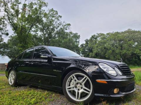 2006 Mercedes-Benz E-Class for sale at AFFORDABLE ONE LLC in Orlando FL
