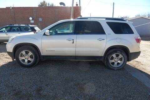 2008 GMC Acadia for sale at Paris Fisher Auto Sales Inc. in Chadron NE