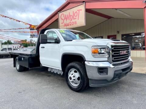 2019 GMC Sierra 3500HD CC for sale at Sandlot Autos in Tyler TX