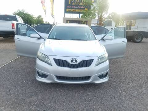 2010 Toyota Camry for sale at 1ST AUTO & MARINE in Apache Junction AZ