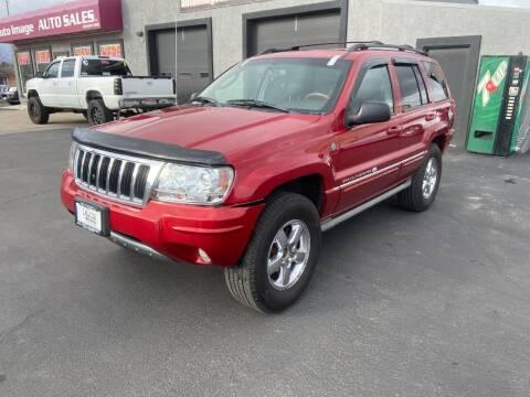 2004 Jeep Grand Cherokee for sale at Auto Image Auto Sales in Pocatello ID