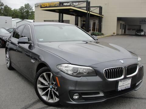 2016 BMW 5 Series for sale at Perfect Auto in Manassas VA