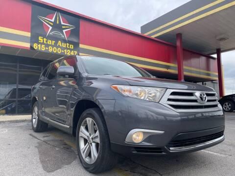 2011 Toyota Highlander for sale at Star Auto Inc. in Murfreesboro TN